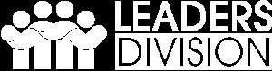 Leaders Division Logo White