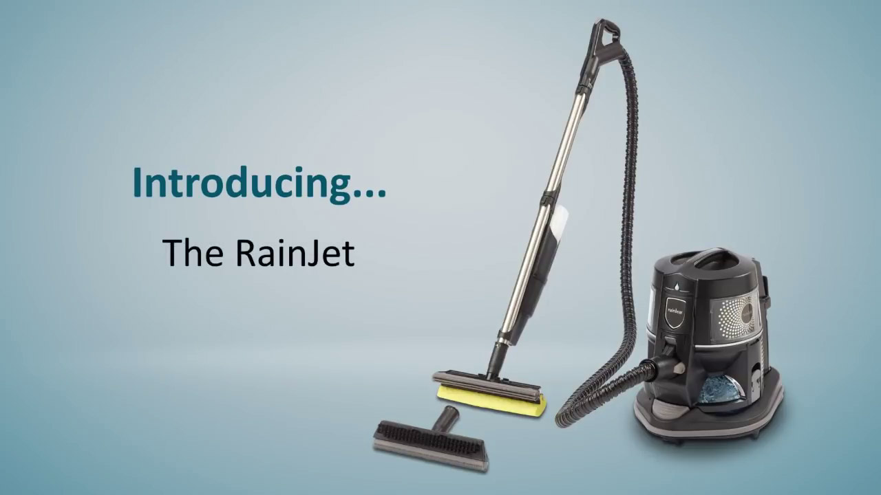 RainJet Freezeframe